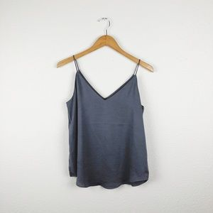 Express Dark Grey Downtown Cami